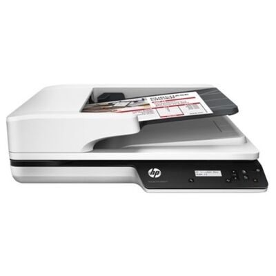 Сканер HP ScanJet Pro 3500 f1 Flatbed Scanner (A4) L2741A