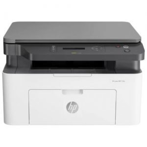 HP 4ZB84A HP Laser MFP 137fnw Printer (A4)
